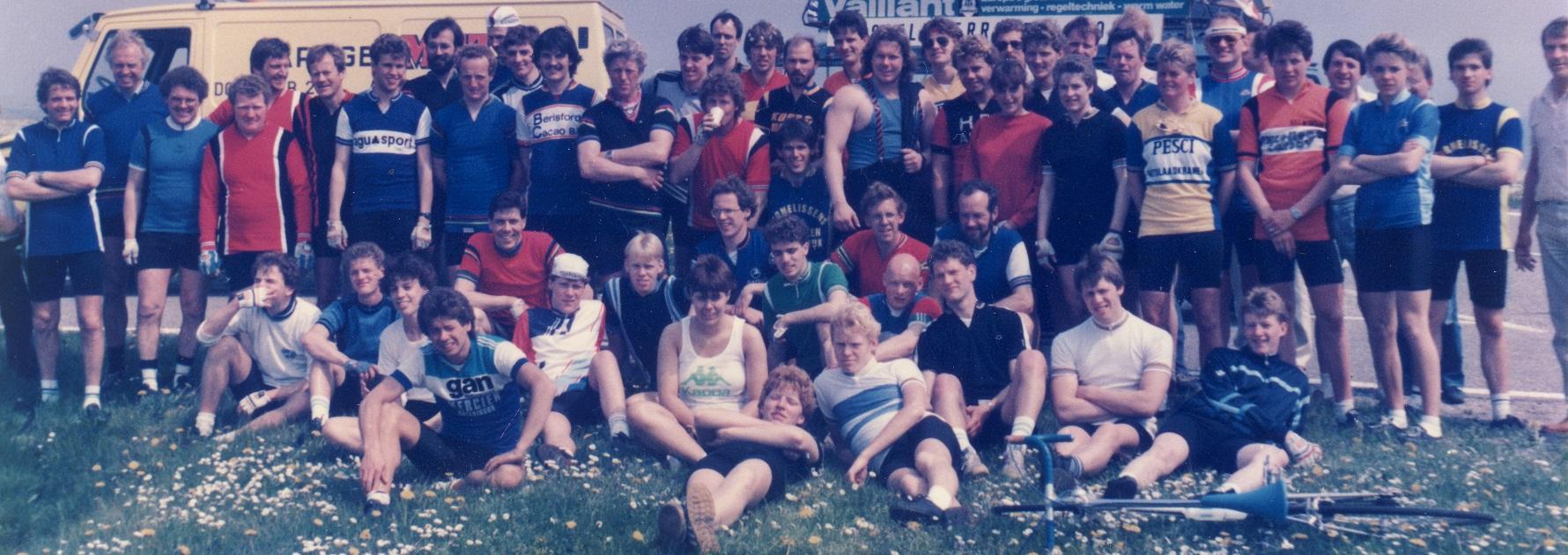 Groepsfoto 1985