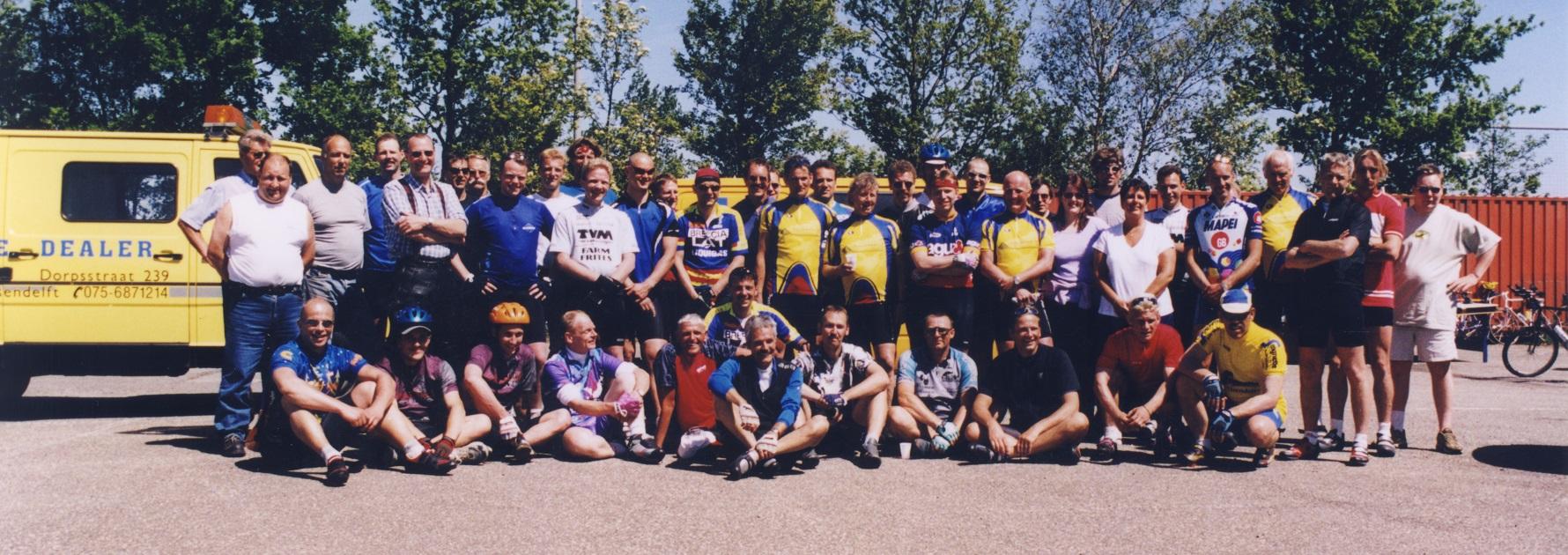 Groepsfoto 2001