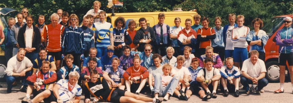 Groepsfoto 1990