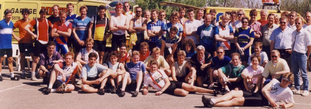 Groepsfoto 1989