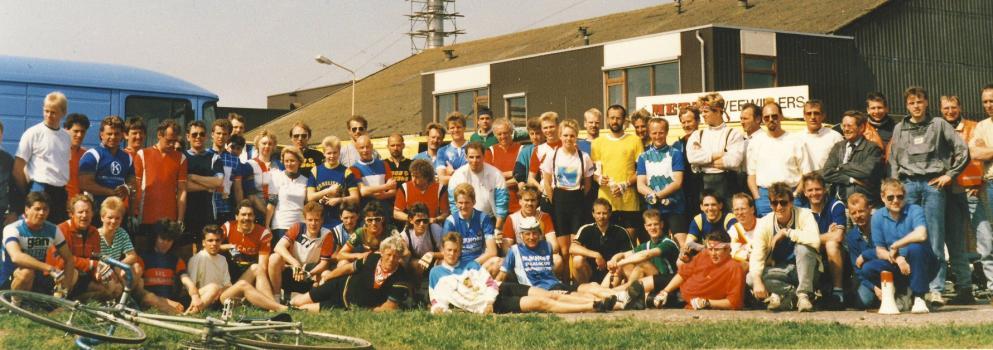 Groepsfoto 1988