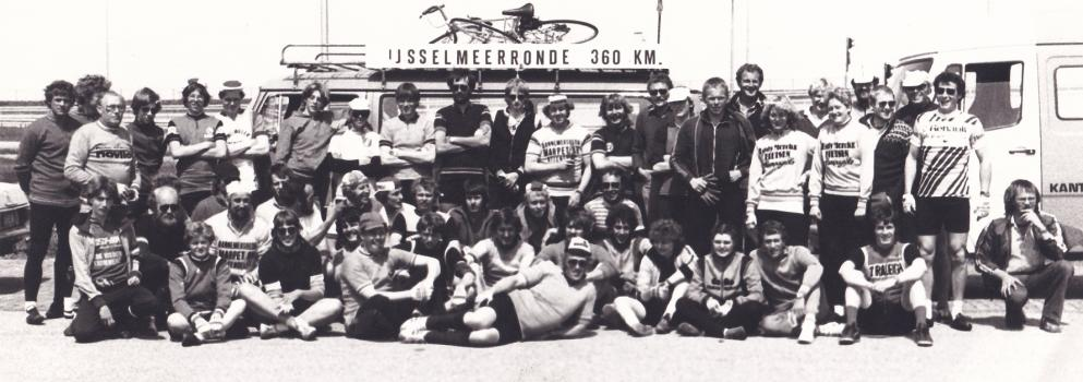 Groepsfoto 1980