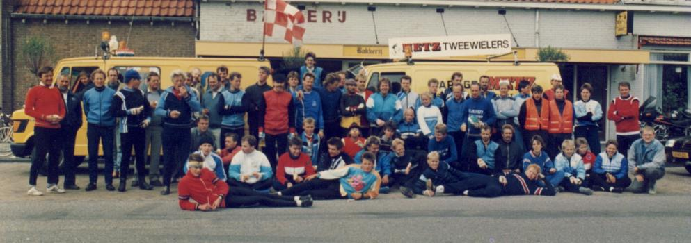 Groepsfoto 1987