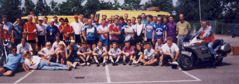 Groepsfoto 1992