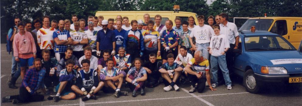Groepsfoto 1993