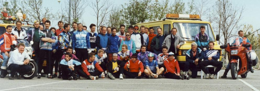 Groepsfoto 1991
