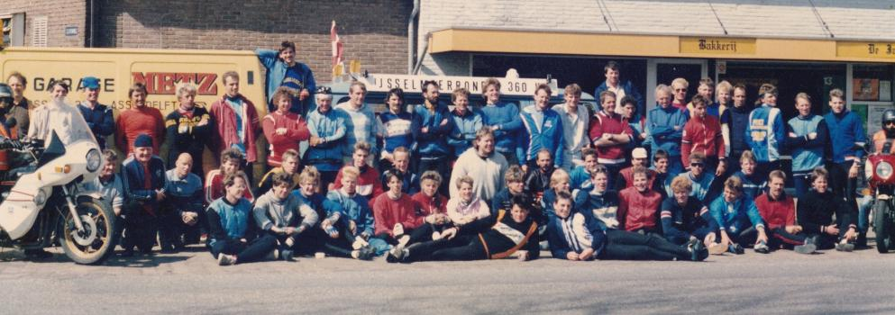 Groepsfoto 1986